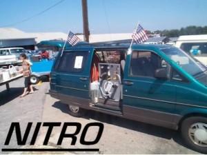 Judson Nitro Mini Van
