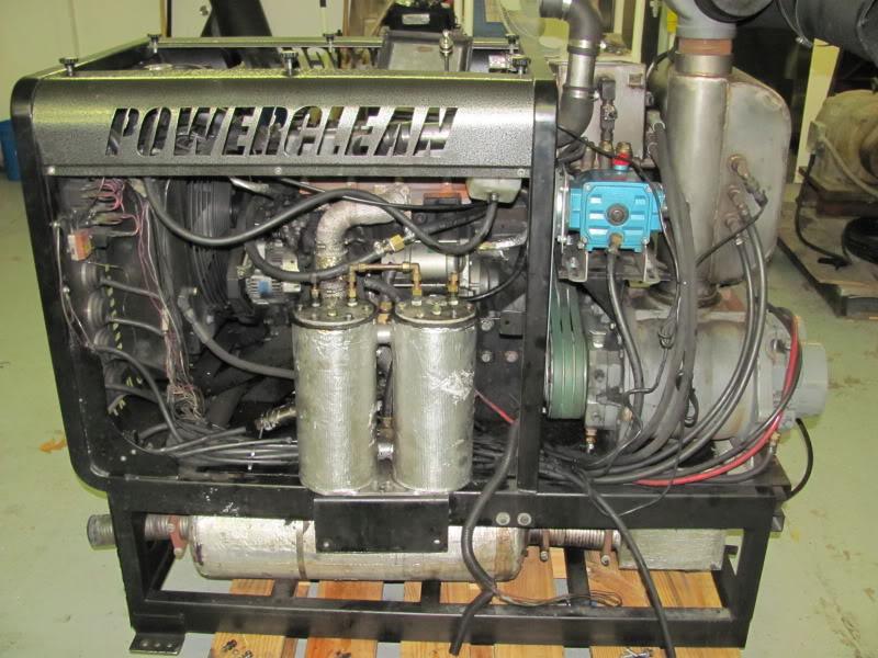 Dan Markley's Powerclean Truckmount