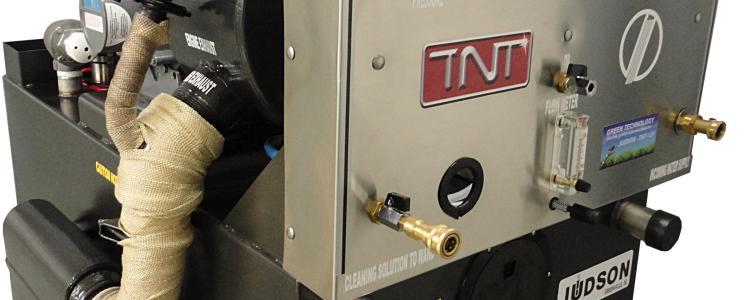 Judson TNT Truckmount